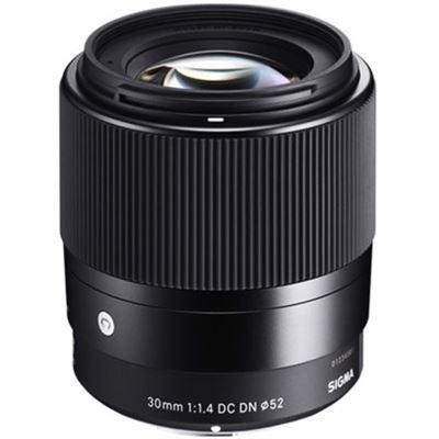 Compare Prices Of  Sigma 30mm F1.4 DC DN Contemporary Lens (Canon EFM mount)