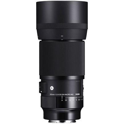 Image of Sigma 105mm F2.8 DG DN Macro Art Lens (Sony FE mount)