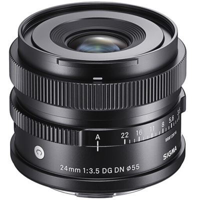 Image of Sigma 24mm F3.5 DG DN Contemporary Lens (Sony FE mount)