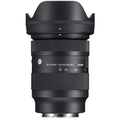 Image of Sigma 28-70mm F2.8 DG DN Contemporary Lens (Sony FE)