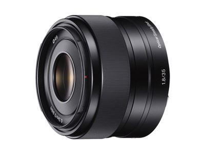Image of Sony SEL 35mm f/1.8 OSS E-mount (SEL35F18) + Bonus Item