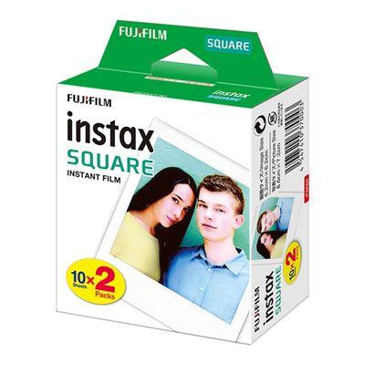 Image of Fujifilm Instax Square Film (20 Exposures)