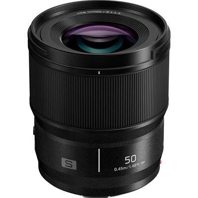 Image of Panasonic Lumix S 50mm f/1.8 Lens