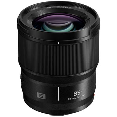 Compare Prices Of  Panasonic Lumix S 85mm F1.8 Lens