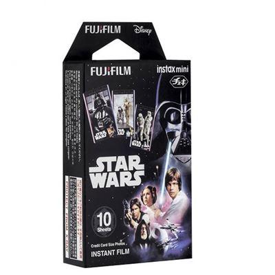 Image of Fujifilm instax mini Starwars Instant Film (10 Exposures)