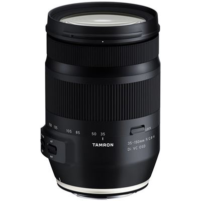 Image of Tamron 35-150mm F2.8-4 Di VC OSD Lens (Canon EF mount)