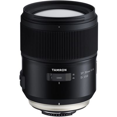 Image of Tamron SP 35mm F1.4 Di USD Lens (Canon EF mount)