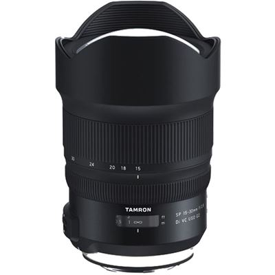 Image of Tamron SP 15-30mm F2.8 Di VC USD G2 Lens (Canon EF mount)