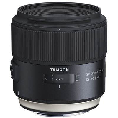 Image of Tamron SP 35mm F1.8 Di USD Lens (for Sony A mount)