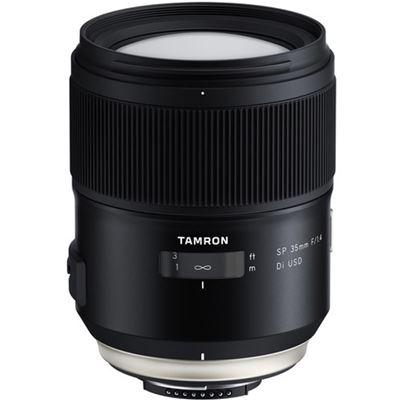 Image of Tamron SP 35mm F1.4 Di USD Lens (NIkon F mount)
