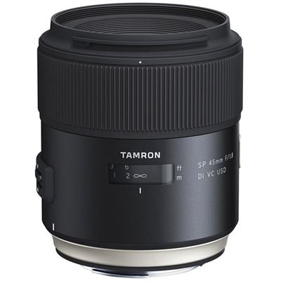 Image of Tamron SP 45mm F1.8 Di USD Lens (for Sony A mount)