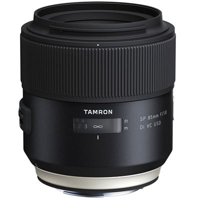 Image of Tamron SP 85mm F1.8 Di VC USD Lens (for Canon mount)
