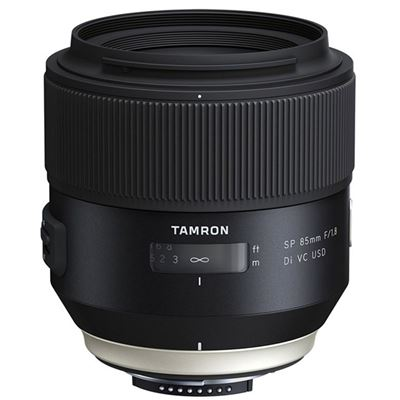 Image of Tamron SP 85mm F1.8 Di VC USD Lens (for Nikon F mount)