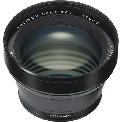 Image of Fujifilm TCL-X100 II Tele Conversion Lens (Black)