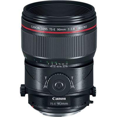 Image of Canon TS-E 90mm F2.8L Macro Tilt-Shift Lens