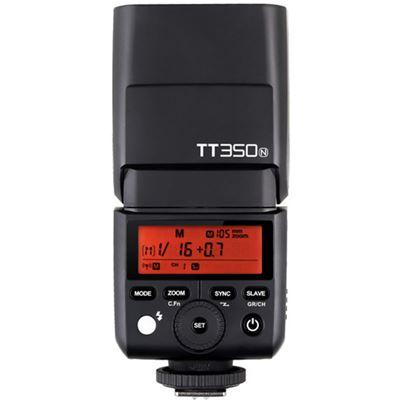 Image of Godox TT350N Mini Thinklite TTL Flash (for Nikon)