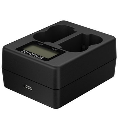 Image of Fujifilm BC-W235 Dual Battery Charger