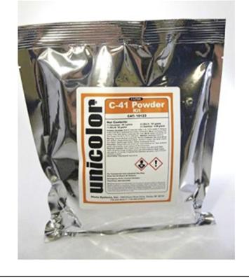 Image of Unicolor C-41 Powder Film Developer Kit (1L)