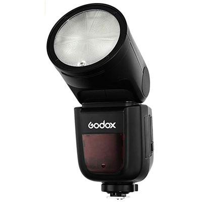 Image of Godox V1-N TTL Round Head Flash (for Nikon)