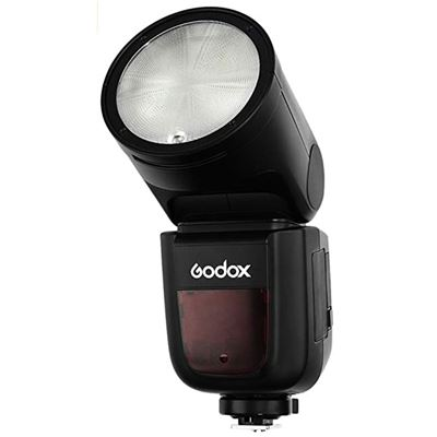 Compare Prices Of  Godox V1-S TTL Round Head Flash (for Sony)
