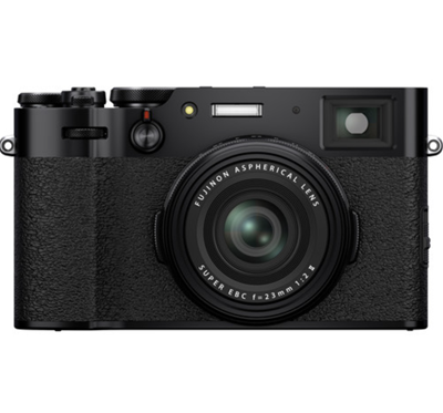 Image of FUJIFILM X100V Digital Camera (Black) ** Bundle Sale! **