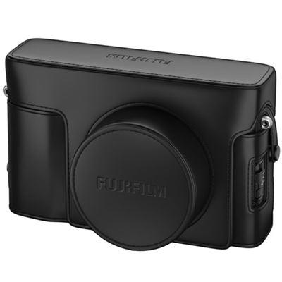 Image of FUJIFILM LC-X100V Leather Case (Black)