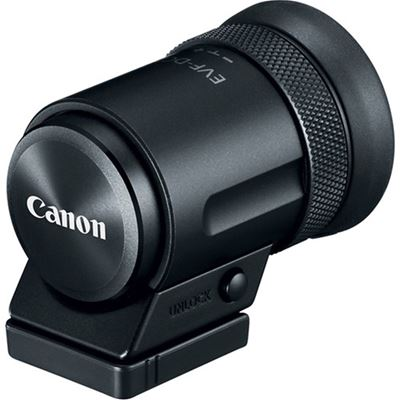 Compare Prices Of  Canon EVF-DC2 Electronic Viewfinder (Black)