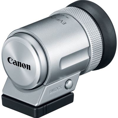 Compare Prices Of  Canon EVF-DC2 Electronic Viewfinder (Silver)