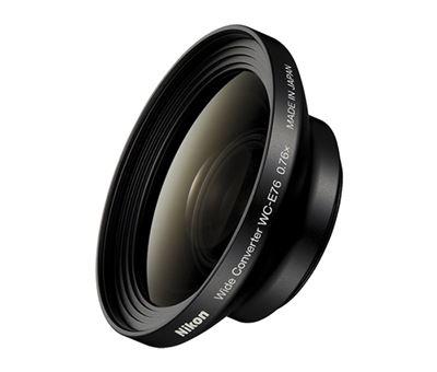 Image of Nikon WC-E76 Wide Angle Converter Lens