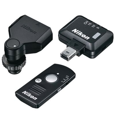 Image of Nikon WR-R10/WR-T10/WR-A10 Wireless Remote Adapter Set