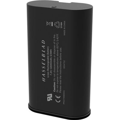 Image of Hasselblad Rechargeable Battery 3400mah (for X1D, X1D MKII)