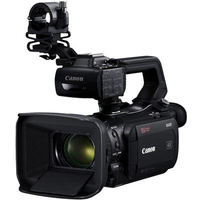 Image of Canon XA55 UHD 4K30 Camcorder w/ Dual-Pixel Autofocus
