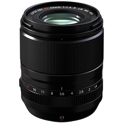 Compare Prices Of  FUJINON XF23mmF1.4 R LM WR Lens