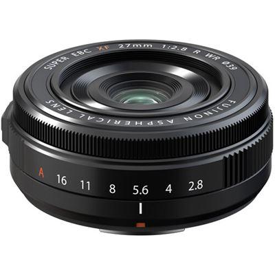Image of FUJIFILM XF 27mm F2.8 R WR Lens