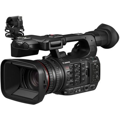 Image of Canon XF605 UHD 4K HDR Pro Camcorder