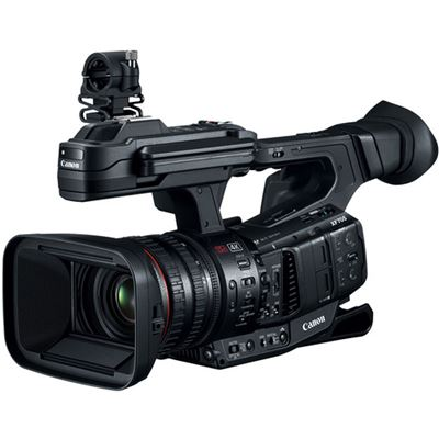 """Compare Prices Of  Canon XF705 4K 1"""" Sensor XF-HEVC H.265 Pro Camcorder"""