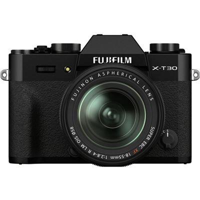 Compare Prices Of  FUJIFILM X-T30 II Mirrorless Digital Camera w/ 18-55mm Lens (Black)