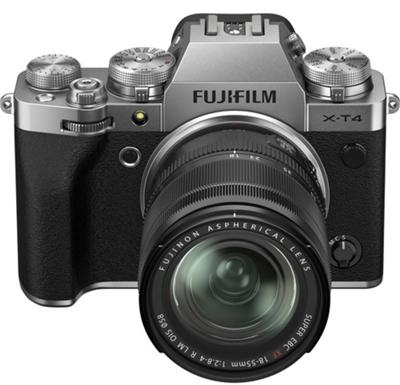 Image of Fujifilm X-T4 Body