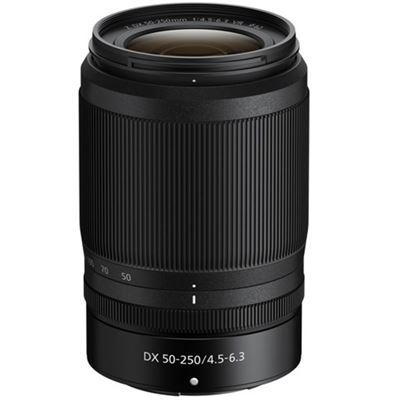 Image of Nikon NIKKOR Z DX 50-250mm F4.5-6.3 VR Lens