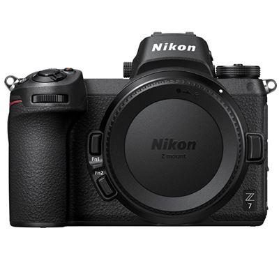 Image of Nikon Z7 Mirrorless Digital Camera (Body Only) + Bonus