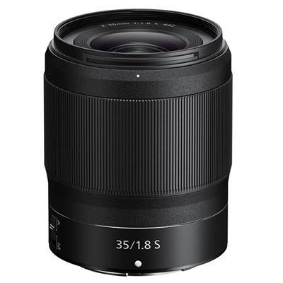Image of Nikon NIKKOR Z 35mm F1.8 S Lens (for Z7, Z6, Z50 Cameras) with Bonus