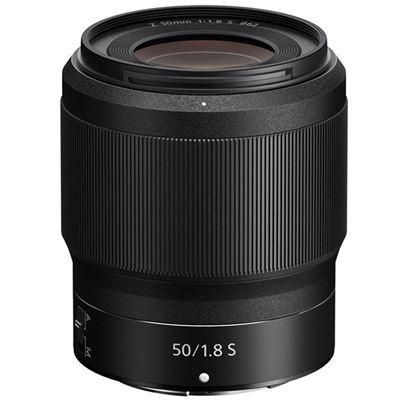 Image of Nikon NIKKOR Z 50mm F1.8 S Lens (for Z7, Z6, Z50 Cameras) with Bonus
