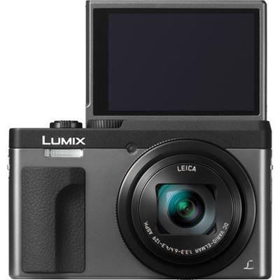 Image of Panasonic Lumix DC-ZS70 Digital Camera (Silver)