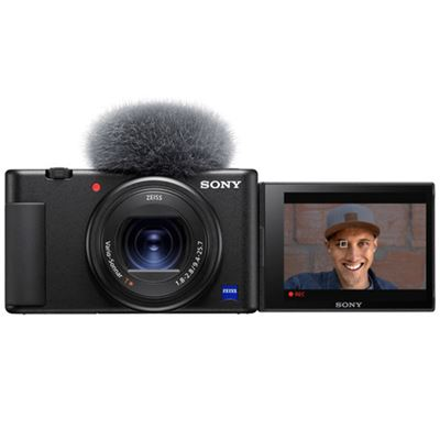 Image of Sony ZV-1 Digital Camera for Content Creators and Vloggers
