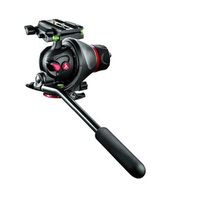 Image of Manfrotto #MH055M8-Q5 Magnesium Photo-Movie Head with Q5 Quick Release