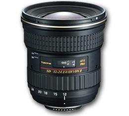 Image of Tokina AF 12-24mm f/4.0 Pro DX II Lens (Canon)