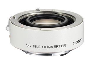 Image of Sony SAL Tele-converter Lens 1.4x (SAL14TC)
