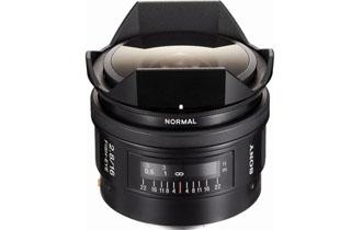 Image of Sony SAL 16mm f2.8 Fisheye (SAL16F28) * Damage Box - New unit - Full Warranty *