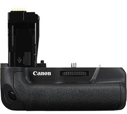 Image of Canon BG-E18 Battery Grip (for EOS Rebel T6i & T6s)
