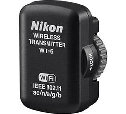 Image of Nikon WT-6 Wireless Transmitter (for Nikon D5)